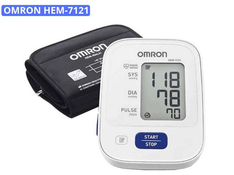 omron hem-7121