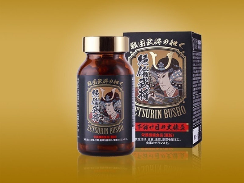 thuốc cường dương tốt nhất Zetsurin Busho