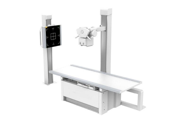 máy x-quang đã qua sử dụng