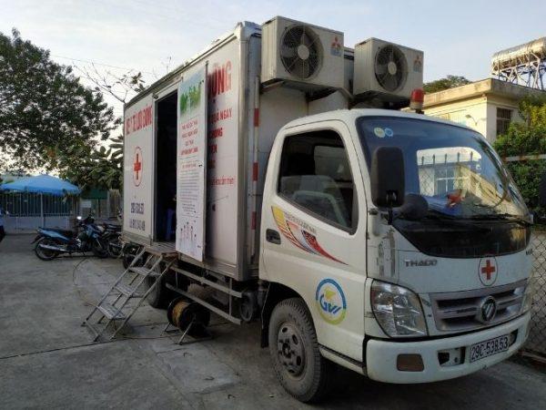 Dịch vụ chụp X-Quang lưu động