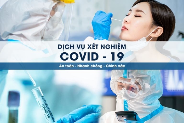 dịch vụ xét nghiệm covid-19